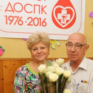 Герой України відзначив 40-річчя донорської біографії