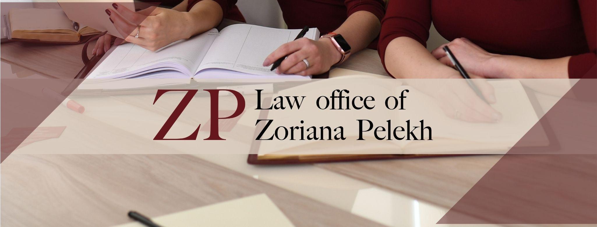 ZP Law office of Zoriana Pelekh