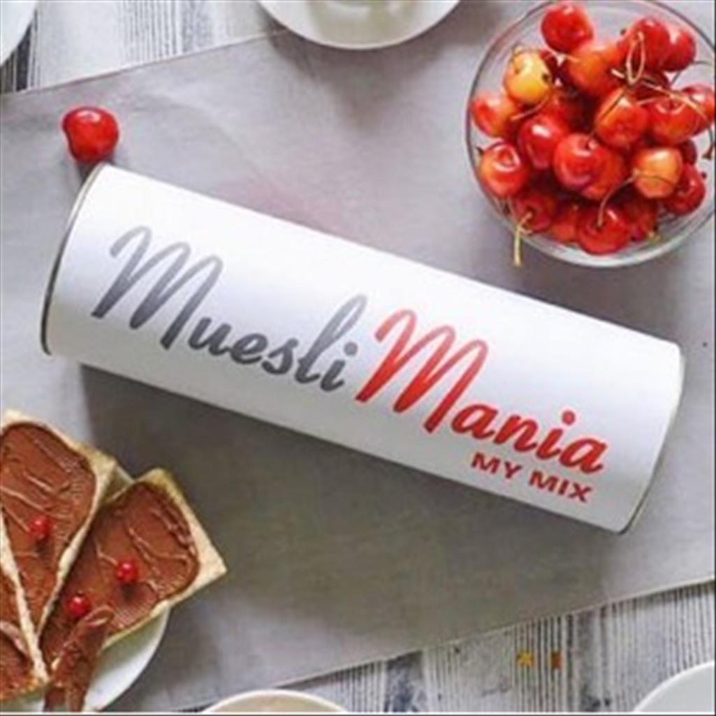 Muesli Mania: натуральна та корисна гранола для донорів!