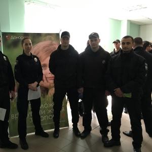 Житомирські поліцейські рятують не лише на дорогах