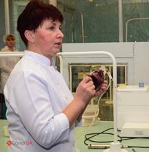 Про донорство - доступно для школярів м. Дніпропетровськ