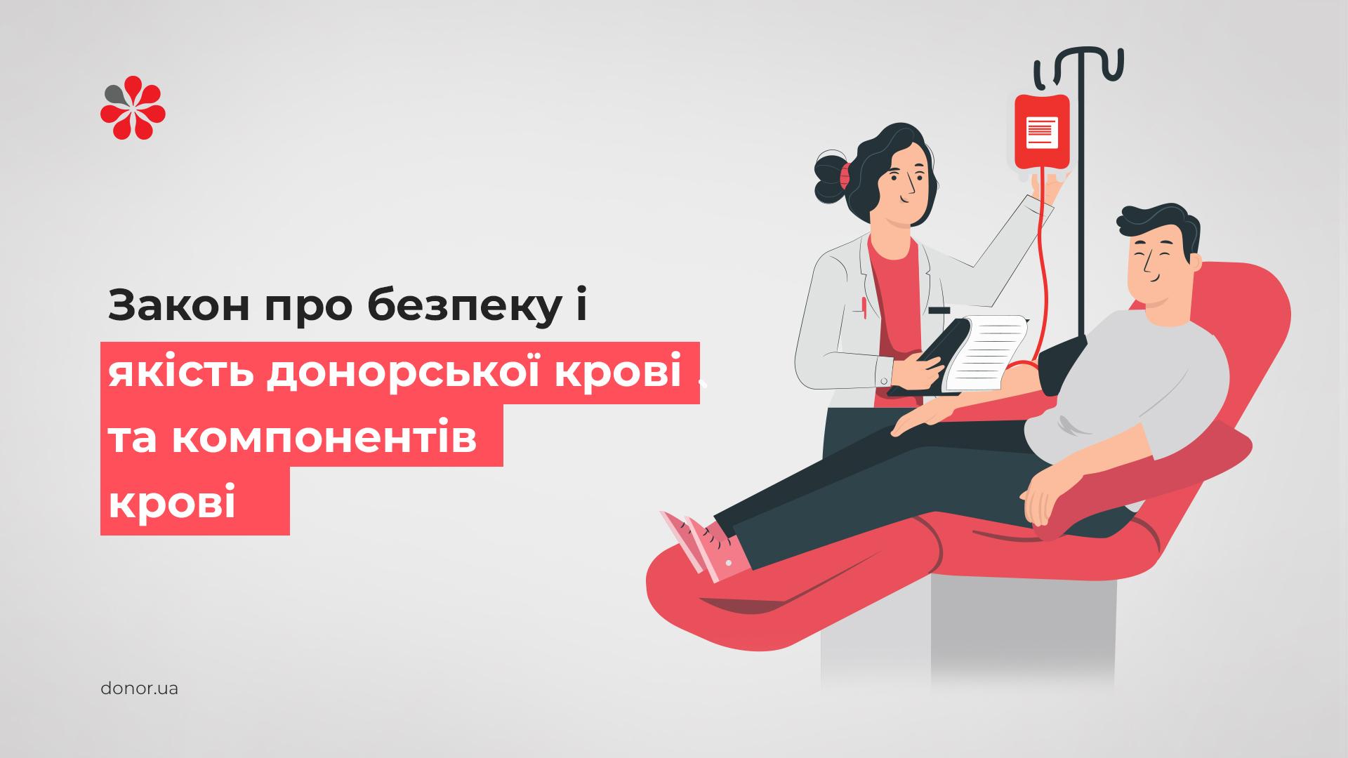 Зміни набуття статусу Почесного донора України
