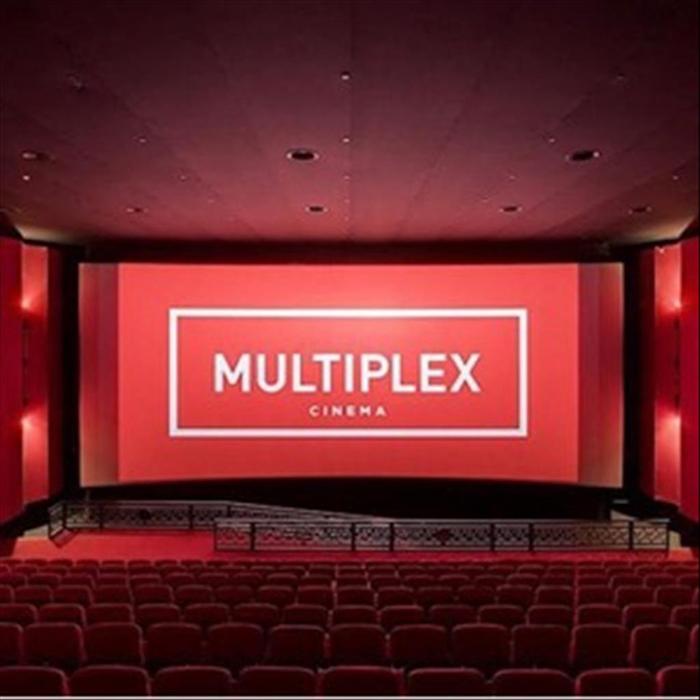 Квиток за кроводачу у кінотеатр «Мультиплекс»