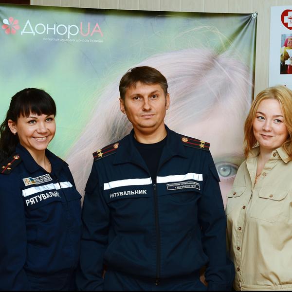 """Розпочалася всеукраїнська акція """"Твоя кров - рятівна!"""""""