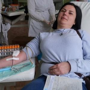 На Дніпропетровщині пройшов День донора