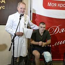 1 липня - День Донора у лікарні Мечникова