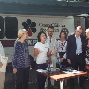 Міністерство охорони здоров'я України підтримує розвиток донорського руху
