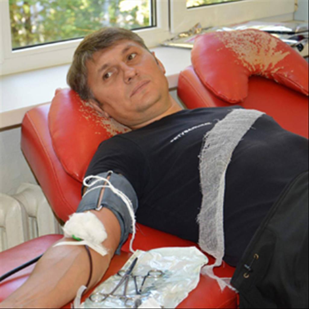 """У Дніпрі відбулася акція """"Твоя кров рятівна"""""""