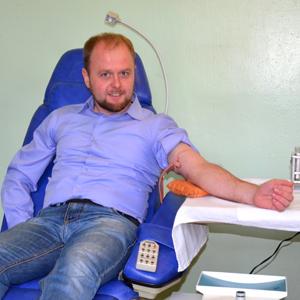 """Проект """"Кров новин - новини крові"""" прямує до Кропивницького"""