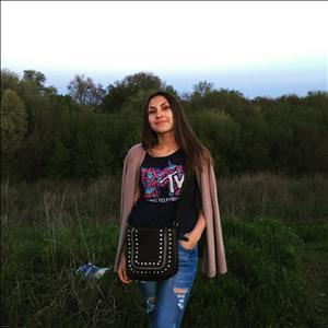 Петришина Валерія